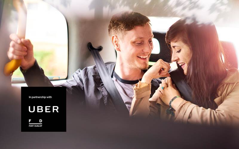 Image for Travel by Uber